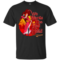MAGICKINGDOM - We Wants the Red Head T Shirt & Hoodie