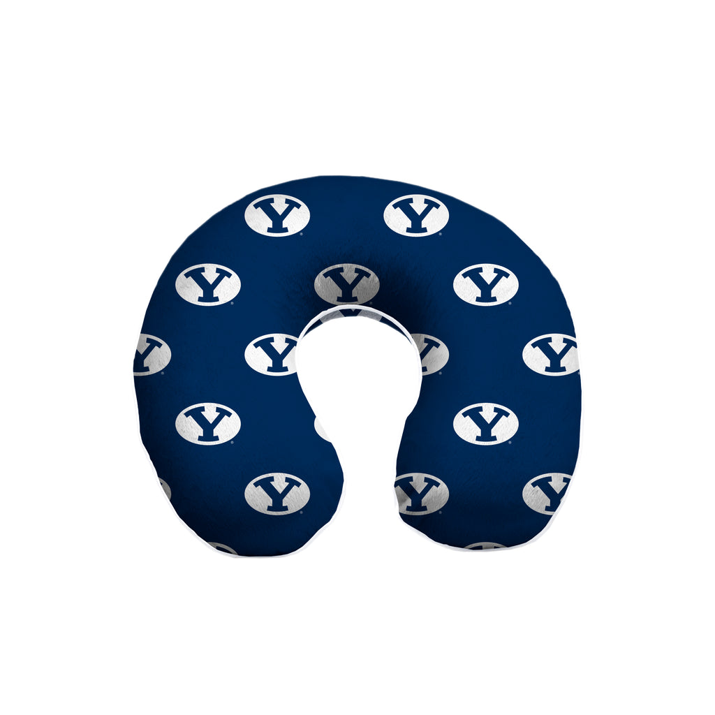 Brigham Young University Travel Pillow