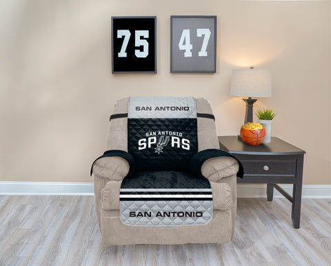 San Antonio Spurs Furniture Protector with Elastic Straps