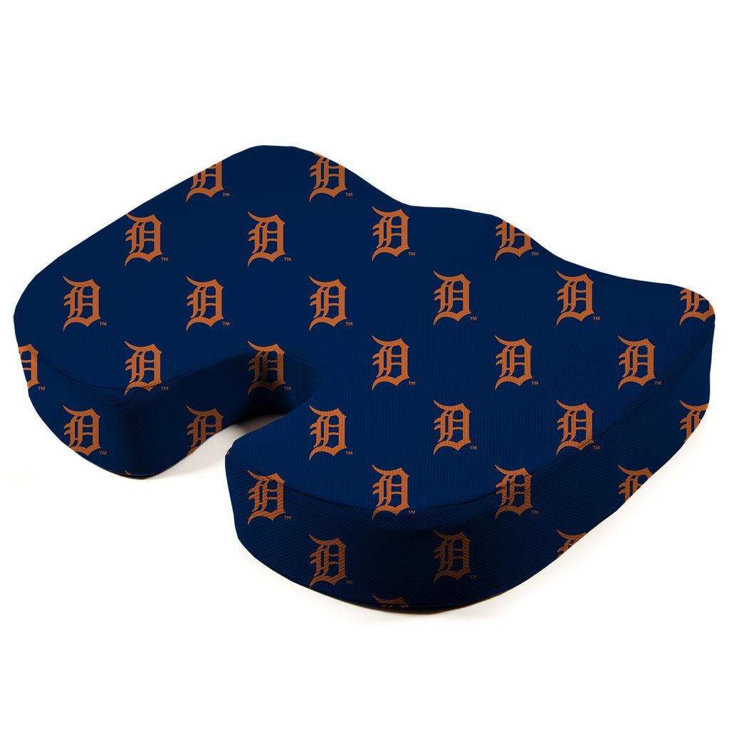 Detroit Tigers Seat Solution Memory Foam Cushion