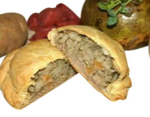 Bacon Cheeseburger Pastie - Uncle Peter's Pasties
