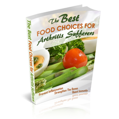 Best Foods for Arthritis Sufferers - Free Downloadable Book - traversebayfarms
