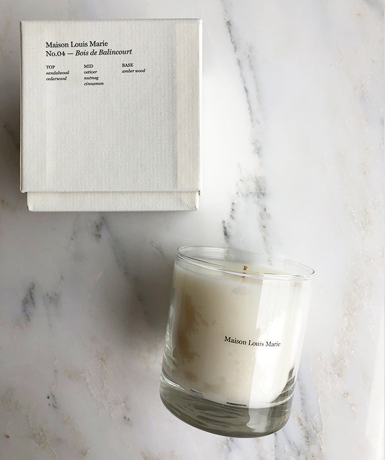 Maison Louis Marie scented candles