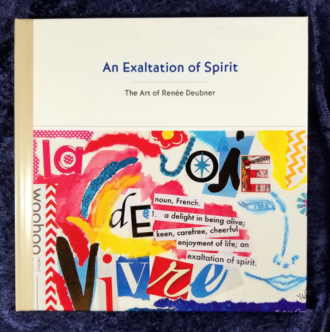 """An Exaltation of Spirit"" Art Book"