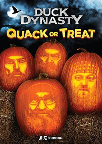 Duck Dynasty - Quack Or Treat - Holiday Special - DVD