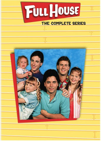 Full House - The Complete Series Collection - Box Set - DVD