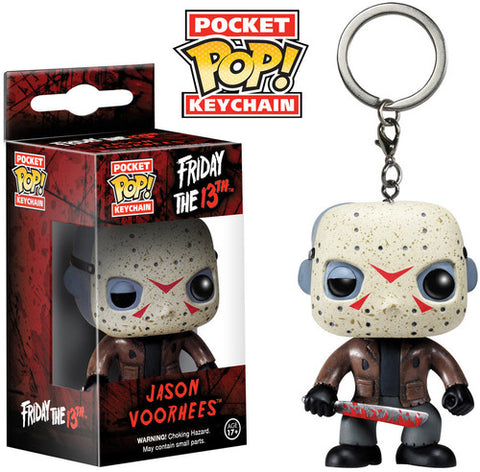 Friday The 13th - Jason Voorhees - Box - Vinyl Figure Keychain