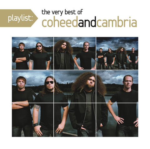 Coheed & Cambria - Very Best Of - 2016 - CD