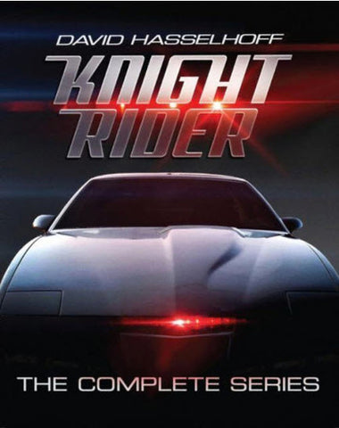 Knight Rider - The Complete Series - 2016 - (DVD Or Blu-ray Disc)