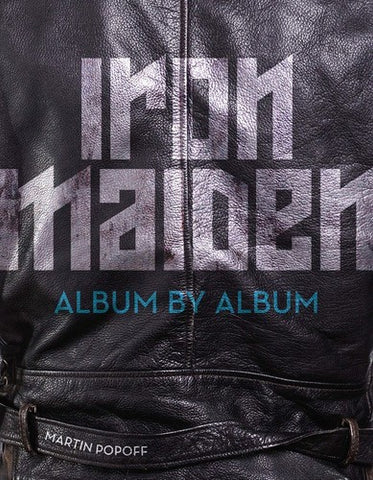 Iron Maiden - Album By Album (Hardcover) - Book