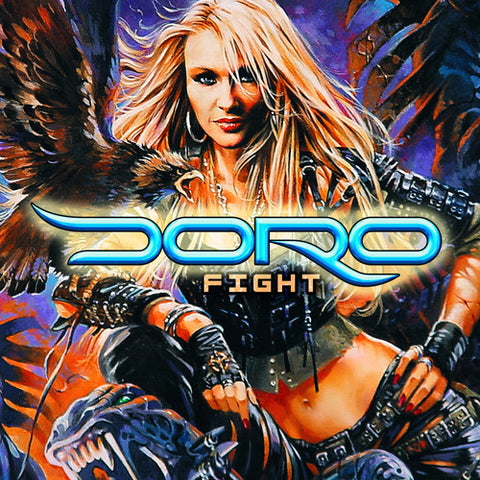 Doro - Fight - 2019 - (CD Or Vinyl LP Album)