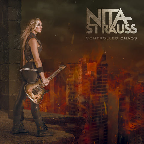 Nita Strauss - Controlled Chaos - 2018 - (CD Or Vinyl LP Album)