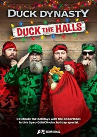 Duck Dynasty - Duck The Halls - Holiday Special - DVD
