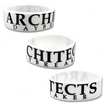 Architects - Daybreaker Rubber Bracelet Wristband