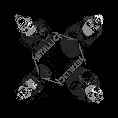 Metallica - Undead Bandana (UK Import)