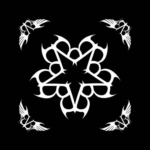 Black Veil Brides - Logo Bandana (UK Import)