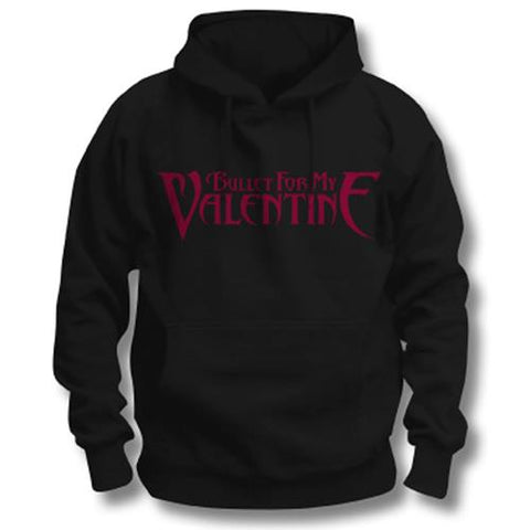 Bullet For My Valentine - Logo Pullover Hoodie (UK Import)