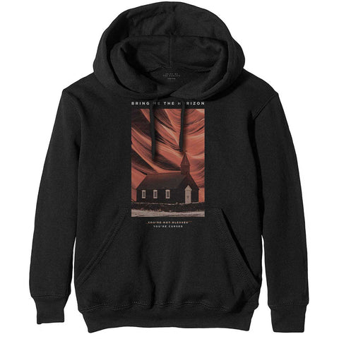 Bring Me The Horizon - You're Cursed Pullover Hoodie (UK Import)