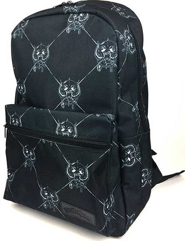 Motorhead - Allover Print Backpack