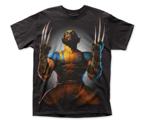 Wolverine - Marvel - Claws Drawn - T-Shirt