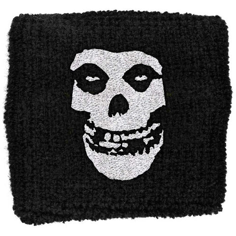 Misfits - Skull Cloth Logo Sweatband (UK Import)