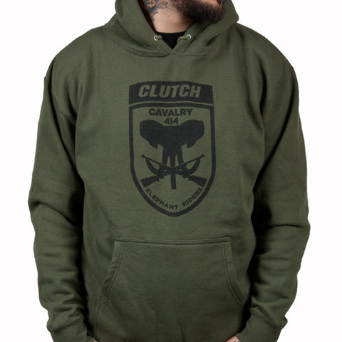 Clutch - Cavalry - Pullover Hoodie