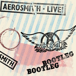 Aerosmith - Bootleg - Fridge - Magnet