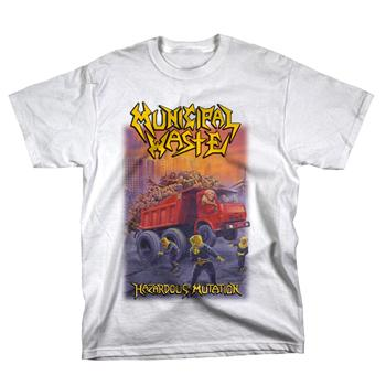 Municipal Waste - Hazardous Mutation - T-Shirt
