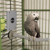 K&H Pet Products Snuggle Up Bird Warmer Gray Small/Medium or Medium/Large