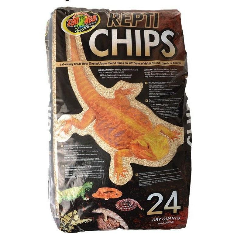 Zoo Med Repti Chips 10 Dry Quarts