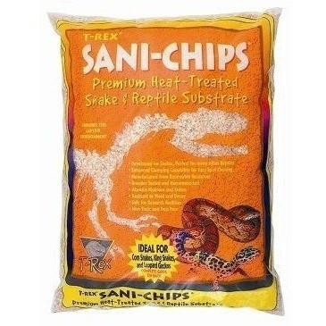 T-Rex Sani Chips Premium Reptile Substrate