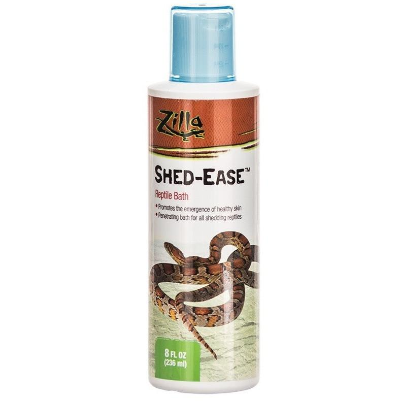 Zilla Reptile Bath Shed-Ease 8 oz