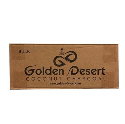 Golden Desert Coconut Charcoal Lounge Case (Flats)