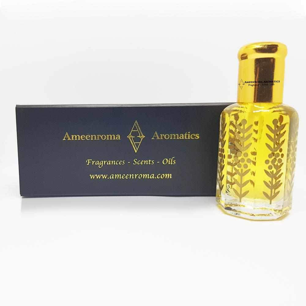 Kings & Queens -  Non Alcoholic Arabian Perfume Oil