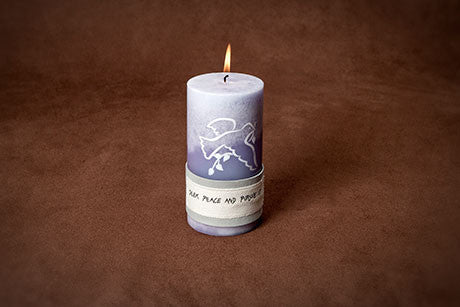Peace Candle Blessings Surround