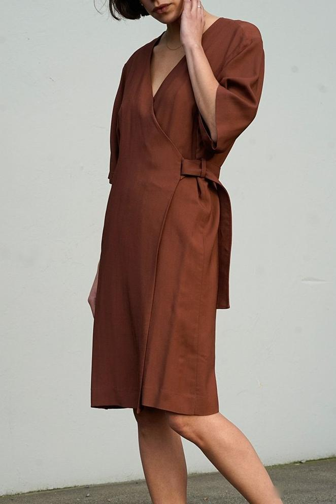 Wrap Dress in Andorra