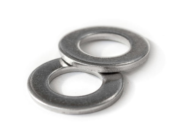 Metric Flat Washer - Stainless Steel DIN 125A (125 A) 18-8 / A2