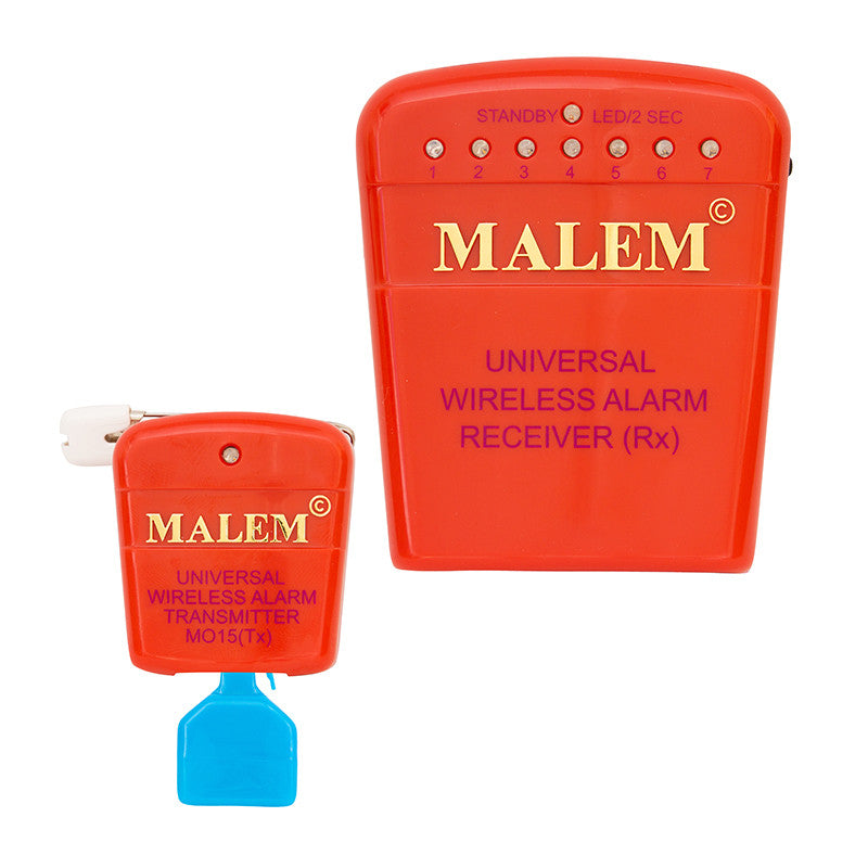 Malem™ Sit-Up Universal Wireless Alarm (MO15SU)