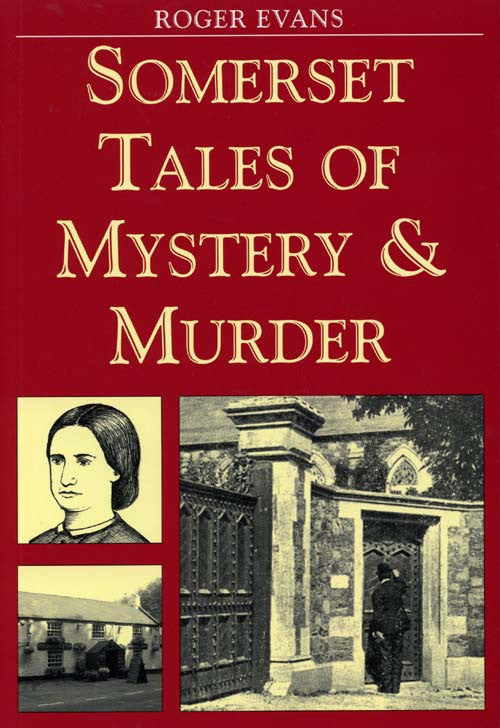 Somerset Tales of Mystery and Murder book cover.
