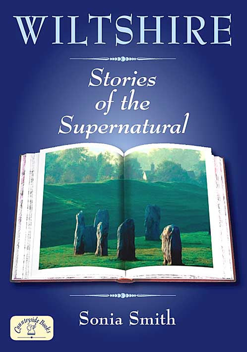Wiltshire Stories of the Supernatural book cover.