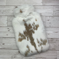 Luxury Fur Hot Water Bottle - Large - #183