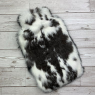 Luxury Rabbit Fur Hot Water Bottle - Large - #168