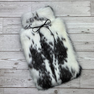 Luxury Fur Hot Water Bottle - Large - #165