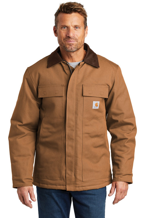 Carhartt ® Duck Traditional Coat. CTC003