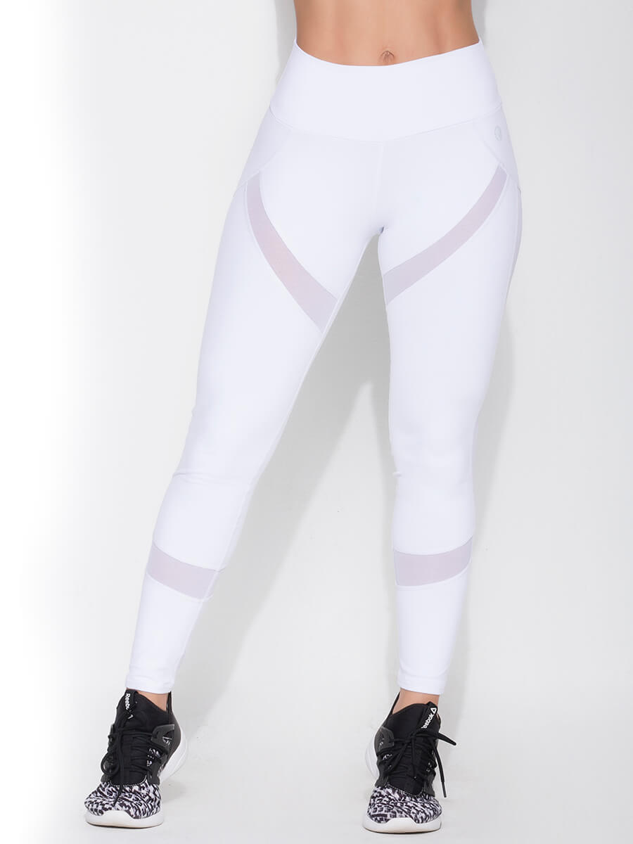 BROOK WHITE LEGGINGS