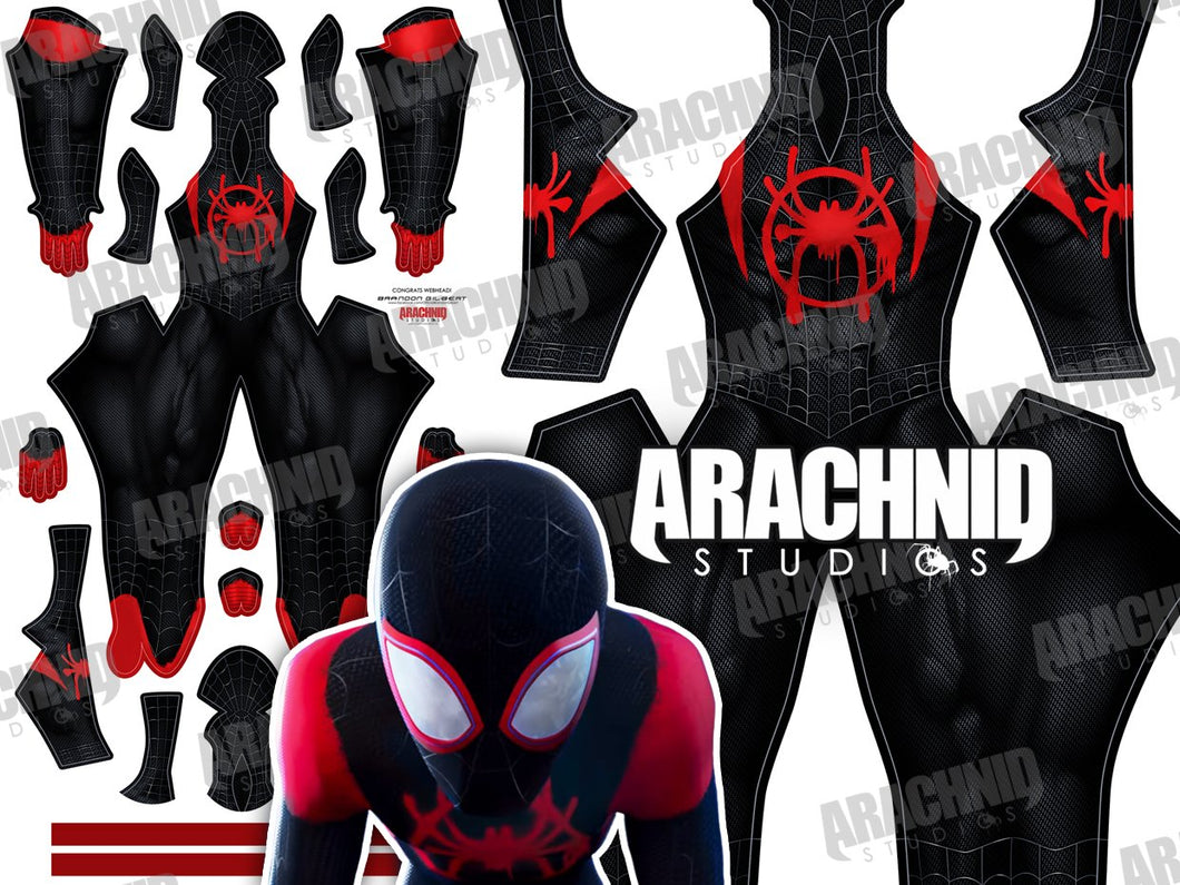 Miles Morales - Into the Spider-Verse - Aesthetic Cosplay, Inc.