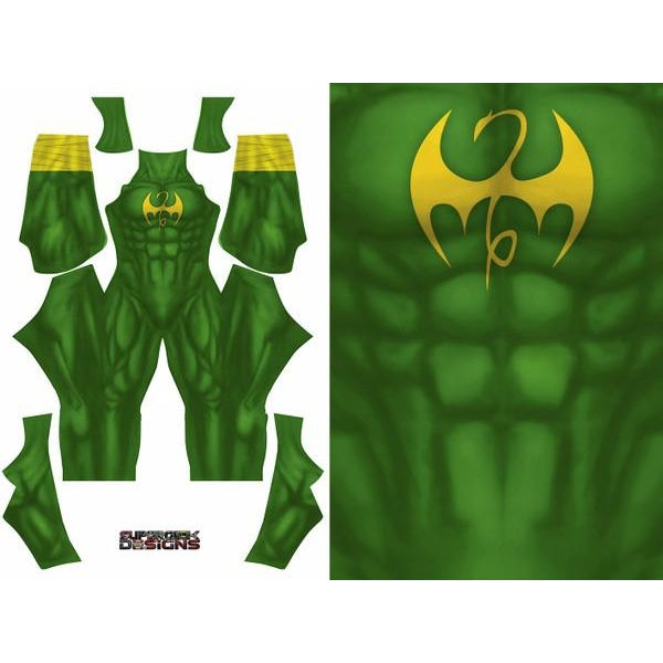 Iron Fist - Aesthetic Cosplay, Inc.