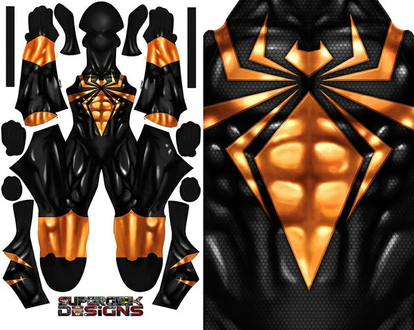 Iron Spider (Miles Morales Uncle Version) - Aesthetic Cosplay, Inc.