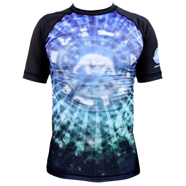 Cosmos Rash Guard by Nogi Industries (Artist Series) - NoGi USA