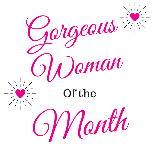 November's Gorgeous Woman of the Month is Maria Collins
